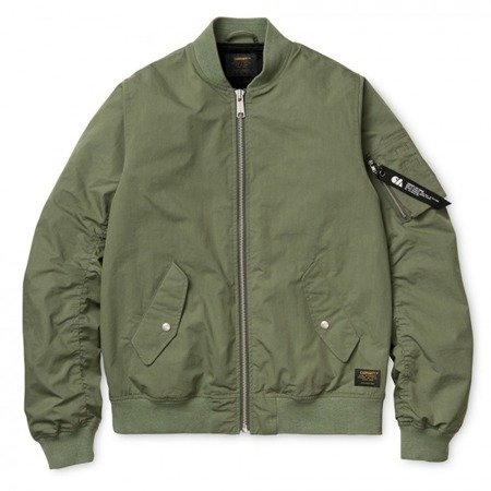 CARHARTT Kurtka Adams Jacket Dollar Green