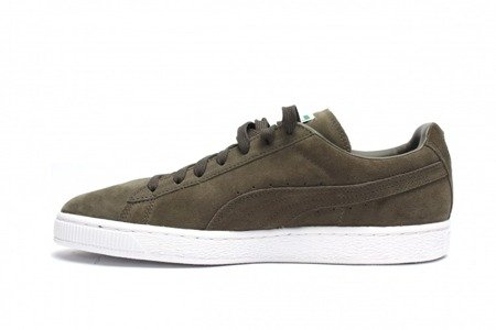 PUMA Buty Suede Classic + Forest Night/White